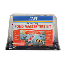 API Pond Liquid Master Test Kit Goldfish Koi PH Ammonia Nitrite Phosphate CHEAP