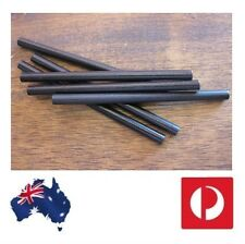 2 x Solid 4.5mm Ferrocerium rods Fire Starter Flints, survival, camping, Hiking,