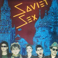"Soviet Sex - Soviet Sex 12"" EP (M/M) [0764] vinyl SEALED"