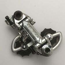VINTAGE CAMPAGNOLO NUOVO RECORD REAR DERAILLEUR Pat 71 for Eroica project