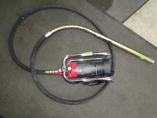 NEW Mustang CV3500 38 mm Concrete Cement Vibrator Electric 115v