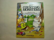 Not Counting Monsters, H L Ross, Doug Cushman, Cricket Book, 1978, 3rd Printing