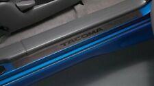 2016-2019 Toyota Tacoma Door Sill Protectors B-Cab & C-Cab: PT747-35160 OEM