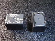 JS1aF-B-12V-FT NAIS Panasonic Relais Relay Coil Voltage 12V 10A 125V~