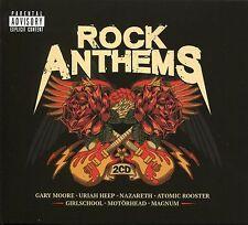 ROCK ANTHEMS - 2 CD BOX SET - MOTORHEAD, NAZARETH & MORE