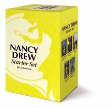 Nancy Drew 5 Book Starter Set Hardcover Box Set