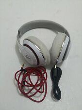 Beats by Dr. Dre Studio Headband Headphones White