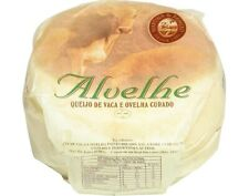 Full / Ball Portuguese Cured Cow and Sheep Cheese (ALVELHE) / Free Shipping