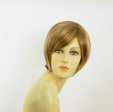 short wig for women blond copper wick light blond ref: CECILIA f27613