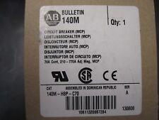 NEW ALLEN-BRADLEY MOTOR CIRCUIT PROTECTOR 140M-H8P-C70