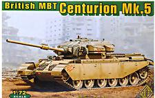 CENTURION MK.5 BRITISH MAIN BATTLE TANK 1/72 ACE 72426
