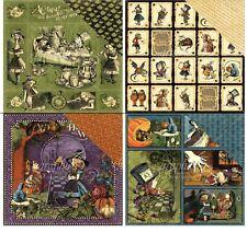 "Graphic45 Hallowe'en Double-Sided Cardstock 12"" doppels Scrappapier 30,5x30,5 cm"