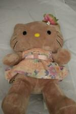 Build A Bear Hello Kitty Sun Kissed Bear With Outfit 18'' Tall Lot D