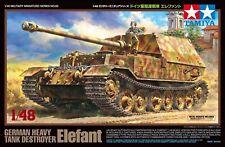 Tamiya 1/48 Elefant German Heavy Tank Destroyer # 32589