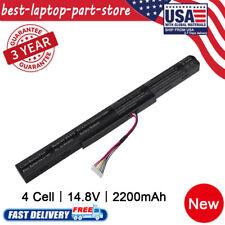 Battery for Acer Aspire E15 E5-575 E5-575G E5-576G AS16A5K AS16A7K AS16A8K