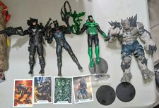 McFarlane DC Multiverse Dark Knight Metal Batman Earth 1,32,44 & Grim Knight Lot