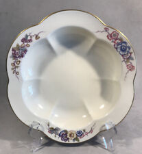 "New listing Pv05311 Vintage Rosenthal #2439 Phoenix Ribbed Scalloped 9"" Rim Soup- Multiple"