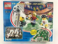 Rare Lego US Soccer National Team 2002 Cup Edition Set 3425 in Original Box