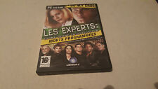 Les experts : Crime scene investigation Mort Programmees (PC) FRENCH VERSION