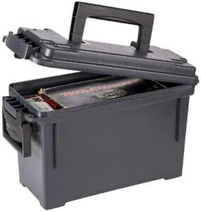Plano Field / Ammo Box | Heavy-Duty Storage Case for Hunting Shooting Ammunition