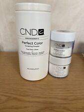 cnd acrylic powder