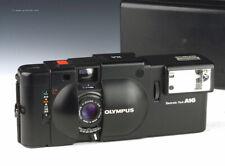 Olympus XA + A16 Blitz