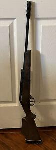 Vintage Beeman 500 Series .177 Pellet Break Barrel Air Rifle WORKS