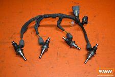 Mazdaspeed3 Mazdaspeed6 MS6 MS3 CX7 2.3 Turbo DISI Injectors Injector w/ Harness