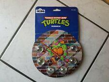 Teenage Mutant Ninja Turtles Blisterpackung  mit 6 Plastikmurmeln -ovp.