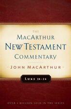 Luke 18-24 by John F MacArthur (Hardback, 2014)