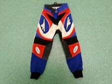 """Fly Racewear Size 22 Leg 22"""" Moto Cross Trousers"""