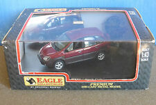 RENAULT SCENIC RX4 METALLIC RED PACK CUIR 1/43 UNIVERSAL HOBBIES # 2104 METAL