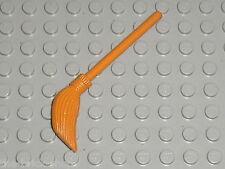 Balai LEGO FABULAND EarthOrange Minifig Tool Broom 4332 / 3666 3675 3672 4719...