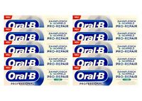 10x Oral-B Professional Zahnfleisch & Zahnschmelz Pro-Repair,extra frisch 75 ml