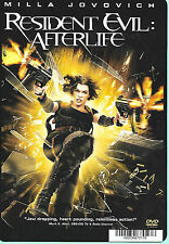 Resident Evil Afterlife Blockbuster Backer Card Great for Autographs Artwork