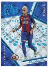 2016-17 Panini Revolution Soccer StarGazing Cosmic /100 Parallel #25 Neymar Jr
