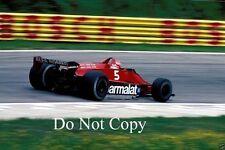 Niki Lauda Parmalat Brabham BT48 F1 Season 1979 Photograph 2