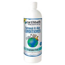 Earthbath Oatmeal & Aloe Conditioner Fragrance Free 472ml