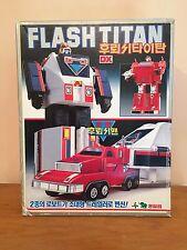 Robots Bandai Sentai Power Rangers Choushinsei Flashman Flash Titan