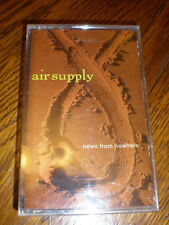 Air Supply CASSETTE News From Nowhere SEALED