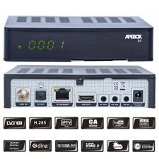 Apebox S2 Full HD 1080p Sat Receiver,Astra,Hotbird,Türksat Sender vorinstalliert