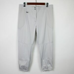 NEW UNDER ARMOUR Womens Softball Baseball Pants XL