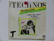THE TECHNOS Foreign land 101828