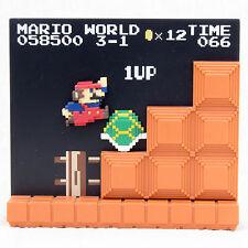 Super Mario Bros. Stage Figure 3-1 Nintendo Dotgraphics JAPAN NES FAMICOM