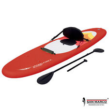 Tavola da Sup e kayak gonfiabile Oceana Bestway soluzione salvaspazio