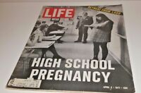 April 2, 1971 LIFE Magazine 70s Advertising ads add FREE SHIPPING 4 3 5 6 7 1 ad