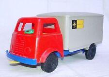 Schildkröt Germany 1:16 DAF 1955 VAN GEND & LOOS Plastic Truck NM`60 VERY RARE!
