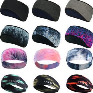 Ear Warmer Headband Winter Thermal Headbands Ear Muffs Warmers for Men & Women