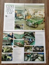 MORRIS MINI COOPER 970S 1964 - Classic Restoration Article