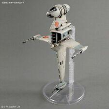 Japan Star Wars Bandai 1/72 B-wing Fighter Model Kit JP Star Wars Hobby Kit